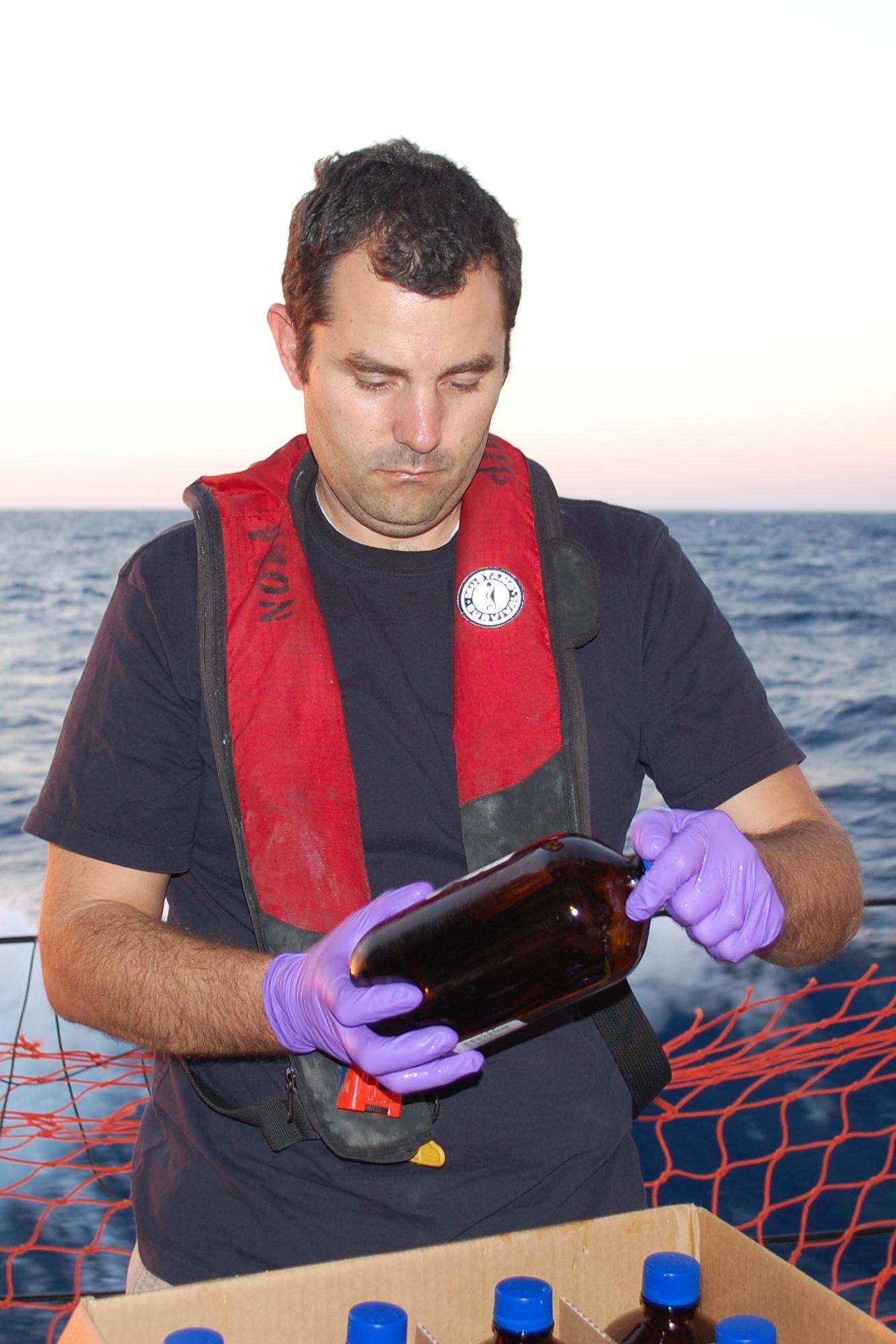 Chief Scientist David Valentine
